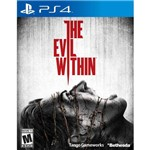 Jogo Ps4 The Evil Within