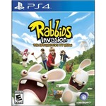 Jogo Rabbids Invasion - Ps4 - Lacrado