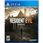 Jogo Resident Evil 7 PS4
