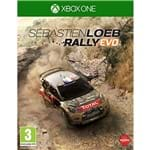 Jogo Sebastien Loeb Rally Evo - Xbox One