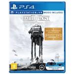 Jogo Star Wars Battlefront Ult Ed. BR PS4