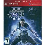 Jogo Star Wars The Force Unleashed 2 PS3