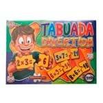 Jogo Tabuada Divertida 160 Peças 2 a 6 Jogadores Toia DIVERSOS
