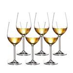 Jogo Taças Gastro Vinho Branco 350 Ml 06 Peças