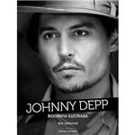 Johnny Depp: Biografia Ilustrada