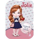 Jolie: Estudando com a Isabela