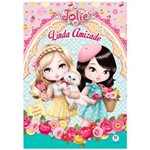 Jolie - Linda Amizade - Atividades e Adesivos