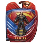 Jor-el Personagem de Superman Man Of Steel 15cm