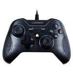 Joypad Pro Warrior Xbox One / Pc Js078 Anti-aderente - Multilaser