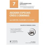 Juizados Especiais Cíveis e Criminais - Leis Especiais para Concursos - Volume 7