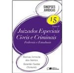 Juizados Especiais Civeis e Criminais Tomo Ii Sj 15 - Saraiva - 11 Ed
