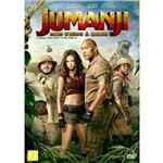 Jumanji Bem Vindo a Selva - Dvd Filme Ação