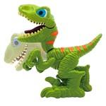 Junior Megasaur Dino Comilão Verde - Fun Divirta-se