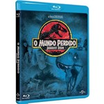 Jurassic Park o Mundo Perdido - Blu Ray / Filme Ação
