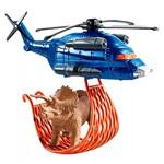 Jurassic World Dino Transportadora Triceracoptero - Mattel