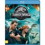 Jurassic World Reino Ameaçado - Blu Ray Filme Ação
