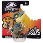 Jurassic World - Snap Squad - Velociraptor Blue Ggn28 - MATTEL