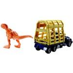 Jurassic World Transporte Trapper Trailer - Mattel