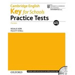 Key For Schools Practice Tests - With Key Pack