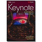 Keynote - Bre - Intermediate Sb DVD-rom Myelt On
