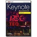 Keynote - Bre - Pre-intermediate - Workbook + Wb Audio Cd