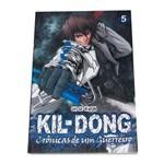 Kil - Dong - Nº 5 - Crônicas de um Guerreiro