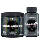 Killer 2f + Bone Crusher 150g - Black Skull