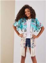 Kimono Tecido Vibes P