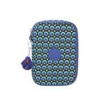 Kipling Estojo 100 Pens 0940566w Azul Peacock