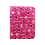 Kipling Fichário New Storer 1271567B Pink Dog Tile