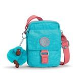 Kipling Mini Bolsa Teddy 0824319T Turquesa