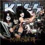 Kiss - Monster/3d Cover /importado