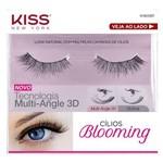 Kiss New York Cílios Blooming Camellias - 01 Par
