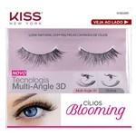Kiss New York Cílios Blooming Tulip - 01 Par