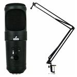 Kit 1 Mic Ar-u200-USB + 01 Pedestal Articulado Ss-02