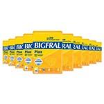 Kit 10 Fralda Geriátrica Bigfral Plus Grande 80 Tiras