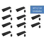 Kit 10 Teclados TC193 e 10 Mouses MO179 - Multilaser