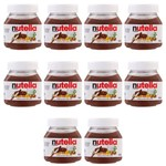 Kit 10 Nutella 140g - Ferrero