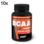 Kit 10X Bcaa Premium - 120 Tabletes - New Millen