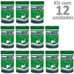 Kit 12un Ração Alcon Basic Mep200 Complex para Peixes 10g