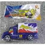 Kit 4 Caminhões Miniaturas a Fricção