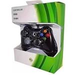 Kit 4 Controle para Xbox 360 com Fio Joystick Feir