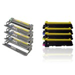 Kit 4 Dr210 + 4 Toners Similar Tn210 Tn230 Compatível HL3040 HL3040cn MFC9320cn