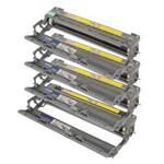 Kit 4 Fotocondutor Similares Dr-210 Compatível Hl3040 Hl8370 Mfc9010 Mfc9320