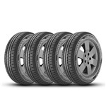 Kit 4 Pneus Continental 165/70r13 79t Contiecocontact 3