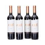 Kit 4 Unidades Vinho Argentino Aimé Cabernet Sauvignon 750ml