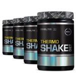 Kit 4x Thermo Shake Diet - Probiótica (400g) - Melhor Preço