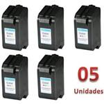 Kit 5 Cartucho Tinta Similares Hp 78 Colorido C6578a Compativel DeskJet 920c 930c 932c 935c 940c 950