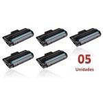 Kit 5 Toner Similares SCX-4200D3 SCX-D4200 Compatível SCX4200 SCX-4200 SCX-4200A SCX4200A SCX-D4200A SCXD4200A