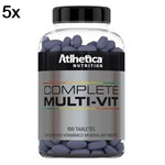Kit 5X Complete Multi-Vit - 100 Tabletes - Atlhetica Nutrition
